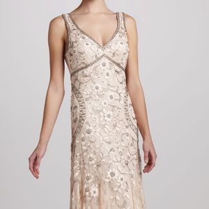 Beaded Sue Wong Prom Evening Formal Gown